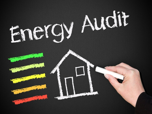 Minnick's energy audit