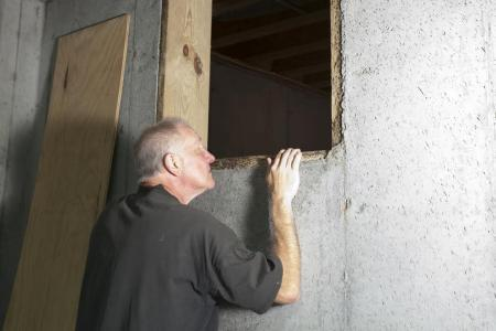ENCAPSULATION: DEALING WITH CRAWL SPACE AIR ISSUES