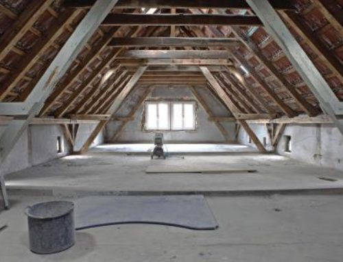 IS SPRAY FOAM INSULATION RIGHT FOR MY ATTIC?