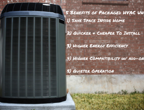 5 Benefits of Installing A Packaged HVAC Unit In Your Home