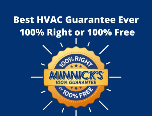 Best HVAC Guarantee Ever, 100% Right or 100% Free