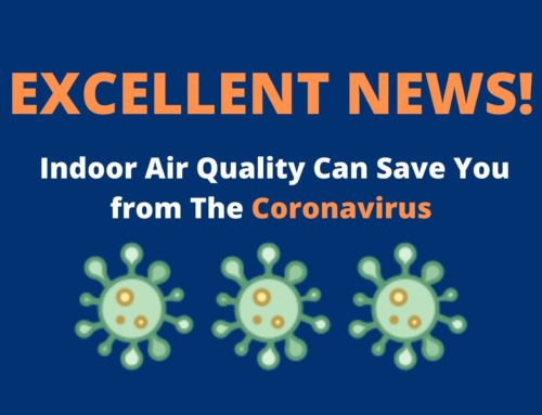 How Indoor Air Quality Can Save You from The Coronavirus