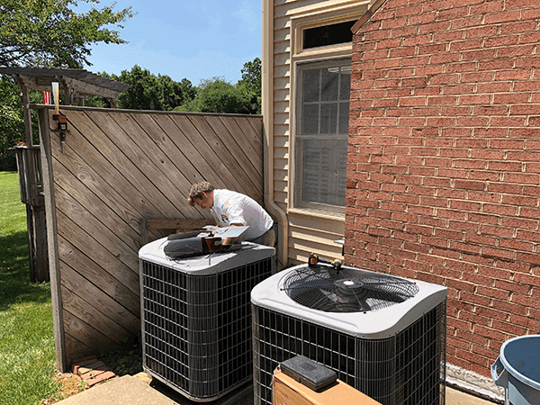 Air Conditioner Installations in Columbia, MD