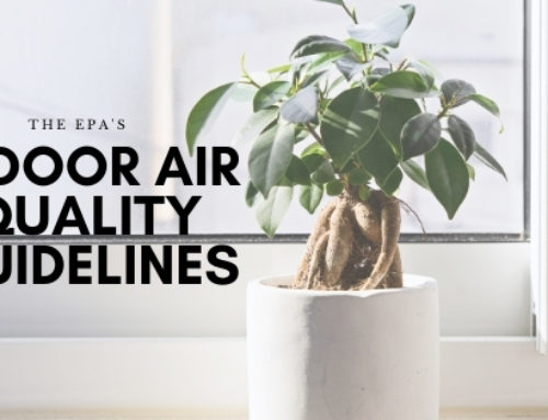The EPA's Indoor Air Quality Guidelines