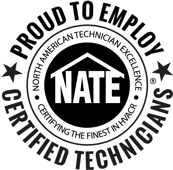 Minnick's Proudly Employs NATE Certified Technicians