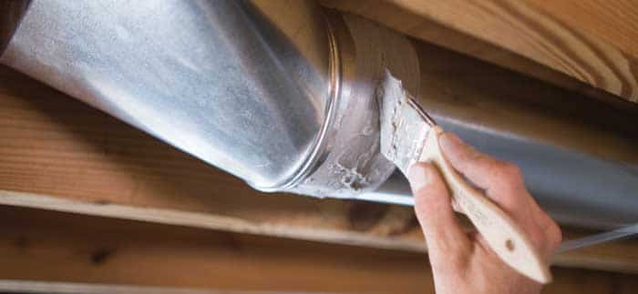 Seal Ductwork